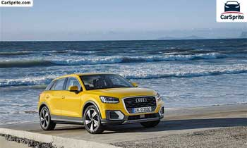 Audi Q2 2018 prices and specifications in Kuwait | Car Sprite