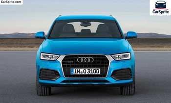Audi Q3 2018 prices and specifications in Kuwait | Car Sprite