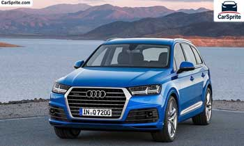 Audi Q7 2018 prices and specifications in Kuwait | Car Sprite
