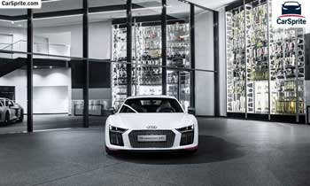 Audi R8 Coupe 2018 prices and specifications in Kuwait | Car Sprite