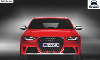 Audi RS4 Avant 2017 prices and specifications in Kuwait | Car Sprite
