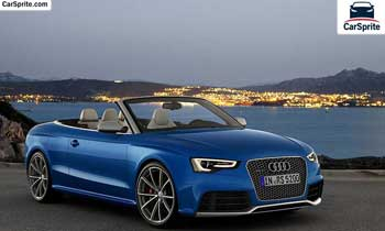 Audi RS5 Cabriolet 2018 prices and specifications in Kuwait | Car Sprite