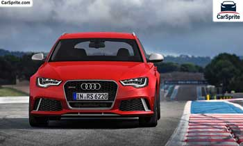Audi RS6 Avant 2018 prices and specifications in Kuwait | Car Sprite