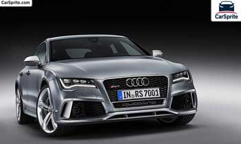 Audi RS7 2018 prices and specifications in Kuwait | Car Sprite