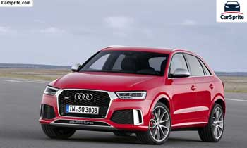 Audi RS Q3 2018 prices and specifications in Kuwait | Car Sprite