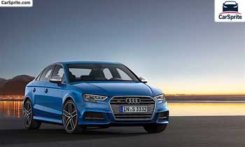 Audi S3 Sedan 2018 prices and specifications in Kuwait | Car Sprite