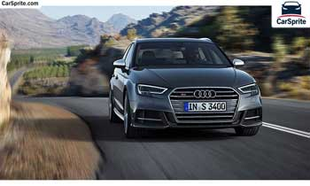 Audi S3 Sportback 2018 prices and specifications in Kuwait | Car Sprite