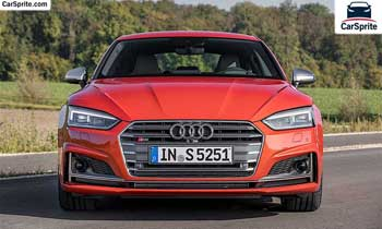 Audi S5 Sportback 2018 prices and specifications in Kuwait | Car Sprite