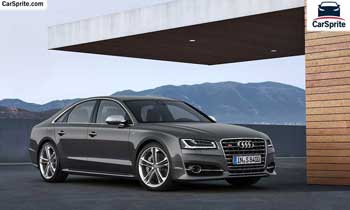 Audi S8 2018 prices and specifications in Kuwait | Car Sprite