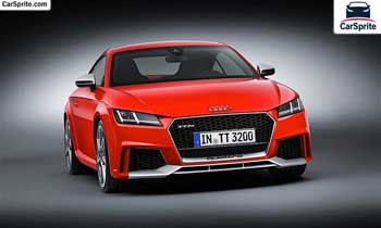 Audi TT 2018 prices and specifications in Kuwait | Car Sprite