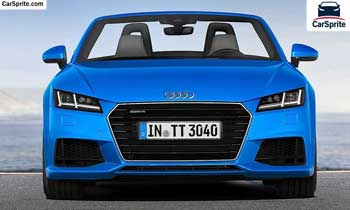 Audi TT Roadster 2018 prices and specifications in Kuwait | Car Sprite