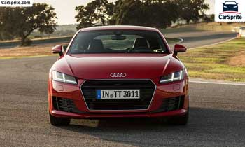 Audi TTS Coupe 2017 prices and specifications in Kuwait | Car Sprite