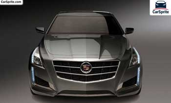Cadillac CTS 2017 prices and specifications in Kuwait | Car Sprite
