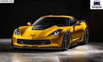 Chevrolet Corvette 2018 prices and specifications in Kuwait | Car Sprite