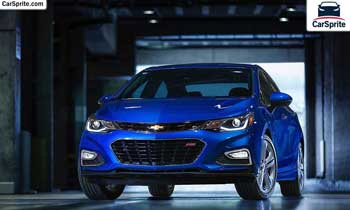 Chevrolet Cruze 2017 prices and specifications in Kuwait | Car Sprite