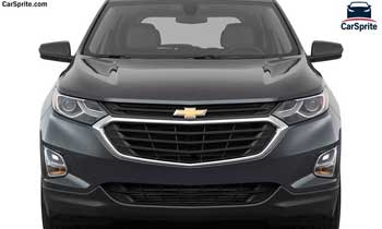 Chevrolet Equinox 2018 prices and specifications in Kuwait | Car Sprite