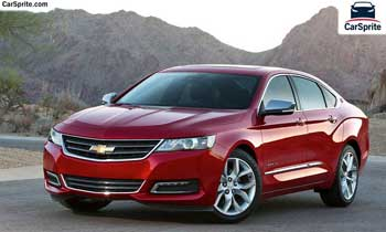 Chevrolet Impala 2018 prices and specifications in Kuwait | Car Sprite