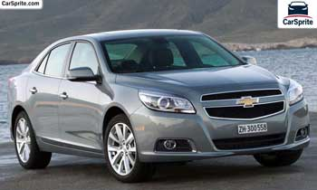 Chevrolet Malibu 2018 prices and specifications in Kuwait | Car Sprite