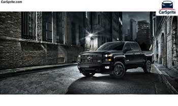 Chevrolet Silverado Midnight Edition 2017 prices and specifications in Kuwait | Car Sprite