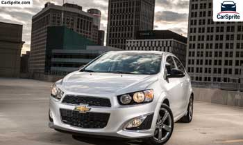 Chevrolet Sonic 2018 prices and specifications in Kuwait | Car Sprite