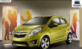 Chevrolet Spark 2018 prices and specifications in Kuwait | Car Sprite