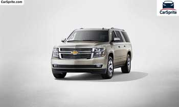 Chevrolet Suburban 2018 prices and specifications in Kuwait | Car Sprite