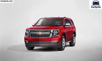 Chevrolet Tahoe 2018 prices and specifications in Kuwait | Car Sprite