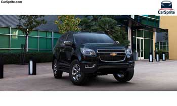 Chevrolet Trailblazer 2018 prices and specifications in Kuwait | Car Sprite