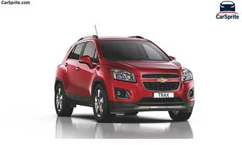 Chevrolet Trax 2018 prices and specifications in Kuwait | Car Sprite