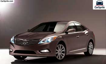 Hyundai Azera 2017 prices and specifications in Kuwait | Car Sprite