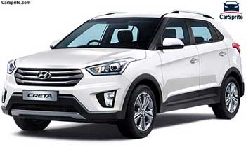 Hyundai Creta 2018 prices and specifications in Kuwait | Car Sprite