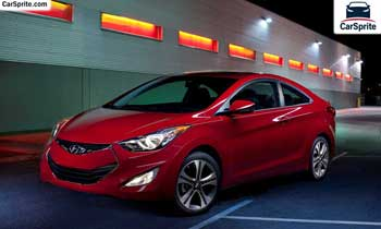 Hyundai Elantra Coupe 2018 prices and specifications in Kuwait | Car Sprite