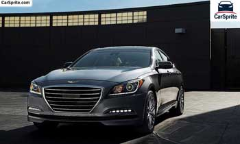 Hyundai Genesis 2018 prices and specifications in Kuwait | Car Sprite