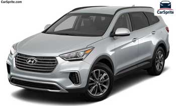 Hyundai Grand Santa Fe 2018 prices and specifications in Kuwait | Car Sprite