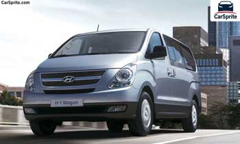 Hyundai H1 2018 prices and specifications in Kuwait | Car Sprite