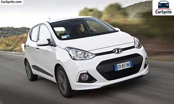 Hyundai i10 2018 prices and specifications in Kuwait | Car Sprite