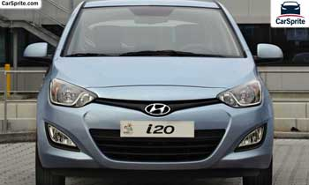 Hyundai i20 2018 prices and specifications in Kuwait | Car Sprite
