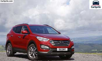 Hyundai Santa Fe 2018 prices and specifications in Kuwait | Car Sprite