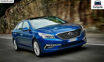 Hyundai Sonata 2018 prices and specifications in Kuwait | Car Sprite