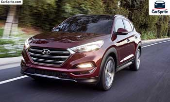 Hyundai Tucson 2017 prices and specifications in Kuwait | Car Sprite