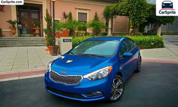 Kia Cerato 2017 prices and specifications in Kuwait | Car Sprite