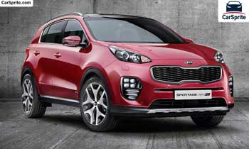 Kia Sportage 2017 prices and specifications in Kuwait | Car Sprite