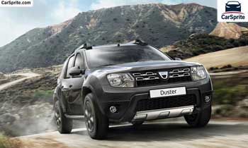 Renault Duster 2017 prices and specifications in Kuwait | Car Sprite