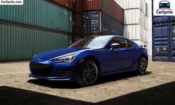 Subaru BRZ 2018 prices and specifications in Kuwait | Car Sprite