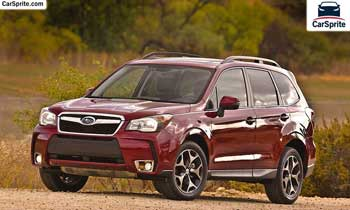 Subaru Forester 2018 prices and specifications in Kuwait | Car Sprite