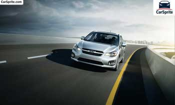 Subaru Impreza 2018 prices and specifications in Kuwait | Car Sprite