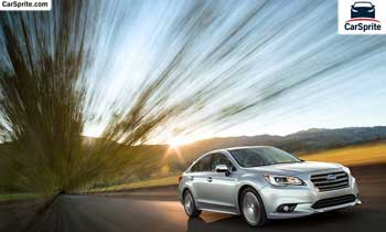 Subaru Legacy 2018 prices and specifications in Kuwait | Car Sprite