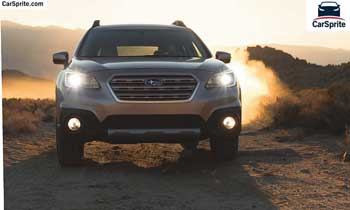 Subaru Outback 2017 prices and specifications in Kuwait | Car Sprite