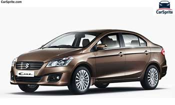 Suzuki Ciaz 2018 prices and specifications in Kuwait | Car Sprite