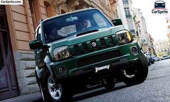 Suzuki Jimny 2018 prices and specifications in Kuwait | Car Sprite